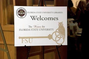 Women For FSU Logo