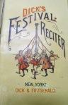 Dick's Festival Reciter