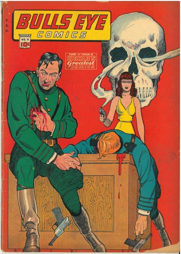 Bulls Eye Comics #11