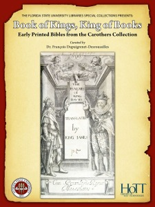King of Books, Book of Kings Exhibit