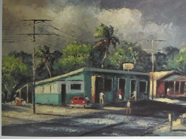 H Newton Artist The Florida Hig...