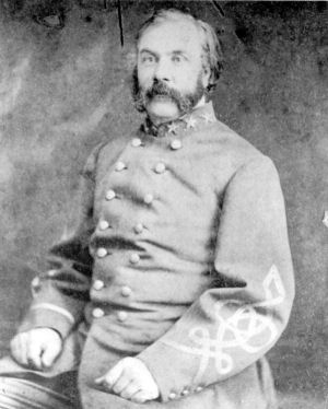Confederate General William Miller. (State Archives of Florida, Florida Memory, http://floridamemory.com/items/show/28524)