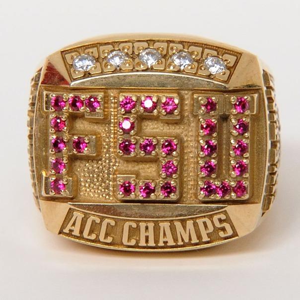 ACC Championship Ring
