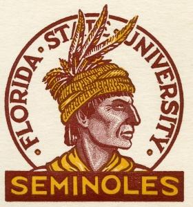 Florida State University Seal, 1947