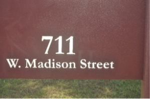 Cataloging and Description called 711 W. Madison Street home