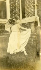 From the Scrapbook of Jewell Genevieve Cooper, c. 1925 (HP 2007-089)
