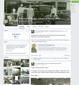 Pepper Library on Facebook