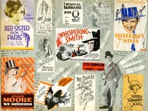Annie Gertrude Gilliam Scrapbook Page