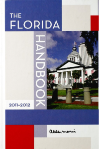 Cover of The Florida Handbook 2011-2012