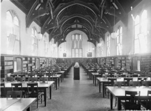 Dodd Hall Library, c. 1964