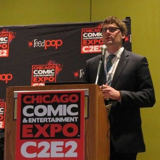 Rory Grennan at C2E2