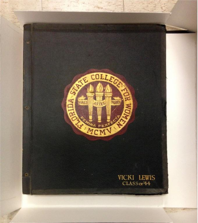 Victoria J  Lewis Scrapbook