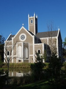 "Slizewski-Smith, Erika, ""St. Peter's Anglican Church, Tallahassee, Florida,"" Religion @ Florida State University, accessed February 7, 2017, http://religionatfsu.omeka.net/items/show/222."