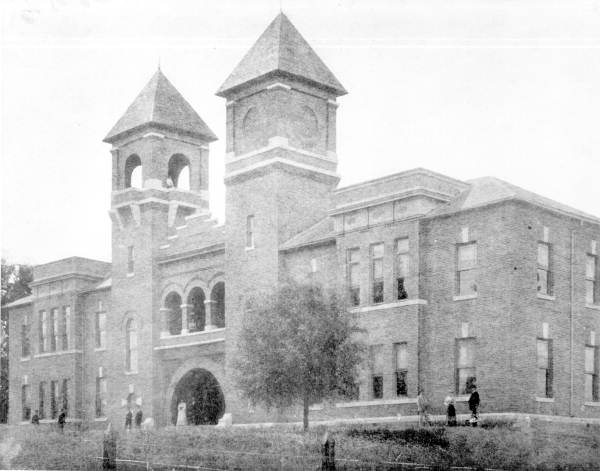 college hall FSU 1901.jpg