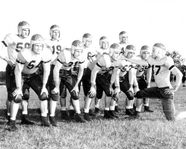 FSU Football 1947