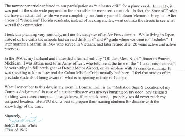 CON POST Letter white