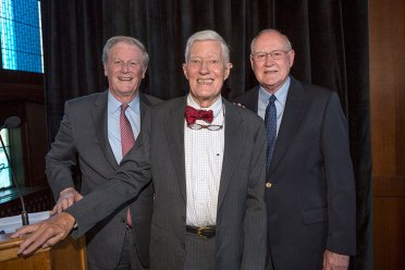 d'alemberte and former-current FSU presidents