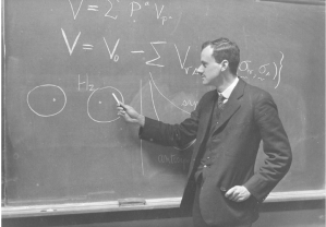 Paul Dirac Teaching