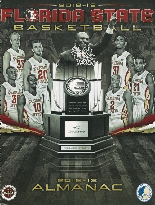 2012-13 Almanac Men's FSU Basketball