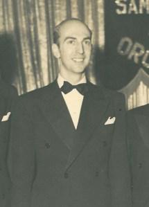 Wallace Reichelt, circa 1940