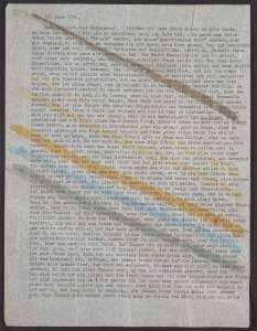Letter from Mia Hasterlik to Giulia Koritschoner, June 23, 1945