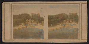 St. Cloud-Cascades, Parc de Saint-Cloud, ca. 1850-1900