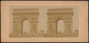 Arc de Triomphe, 1850-1900