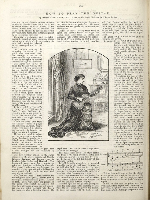 Page from The Girl's Own Paper Volume 2, Issue 61. February 26, 1881 [See original object]