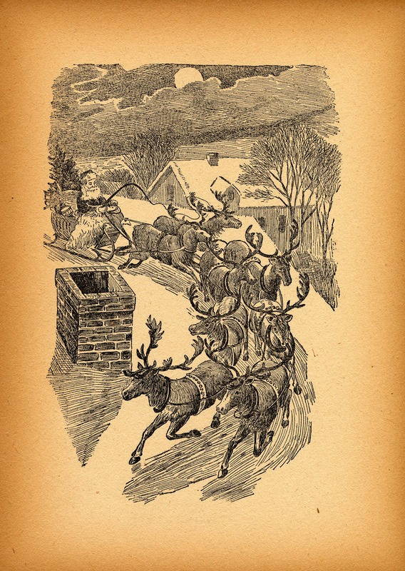Page from Dear Santa Clause, 1901