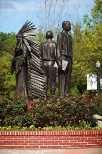 Integration Statue