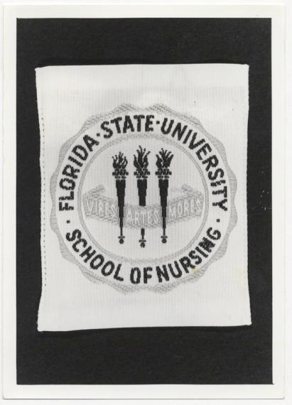 Black and White Photos of Nursing Instruments