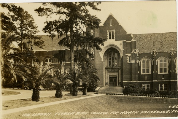 The Library (Dodd Hall), undated