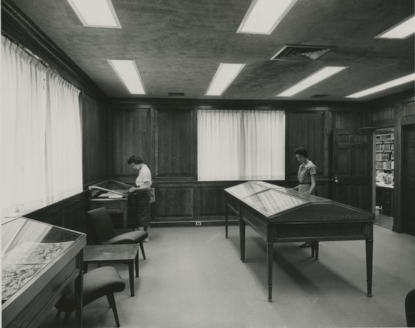 Strozier Library, Special Collections, 1958