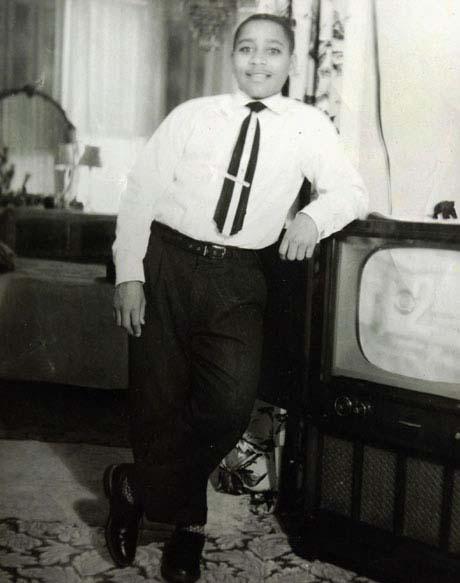 Emmett Till, 1954