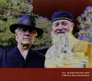 CD Cover McClure and Terry Riley