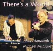 CD Cover - McClure Manzarek Collaboration